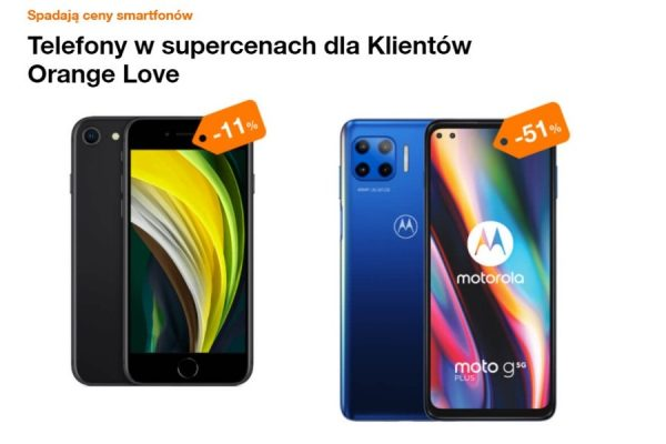 Orange Love promocja