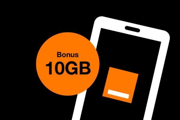 Orange 10 GB promocja