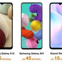 Przebojowy początek roku w Orange – smartfon w ekstracenie