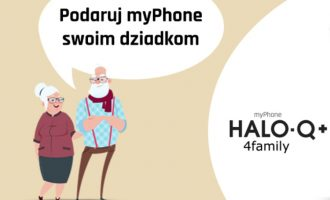 myPhone Halo Q+ 4family za 0 zł w Orange