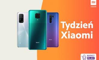 Wszystkie telefony Xiaomi o 10% taniej w Play