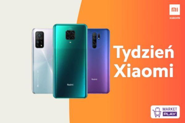 Play promocja Xiaomi 10%