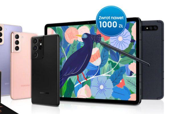 Samsung promocja zwrot 1000 zł