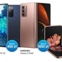 Premia Samsung – zwrot nawet 1000 zł!