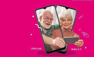 Idealny prezent na Dzień Babci i Dziadka w T-Mobile