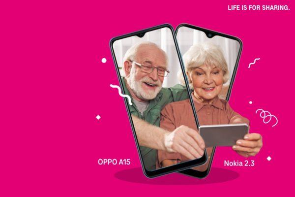 T-Mobile Dzień Babci promocja