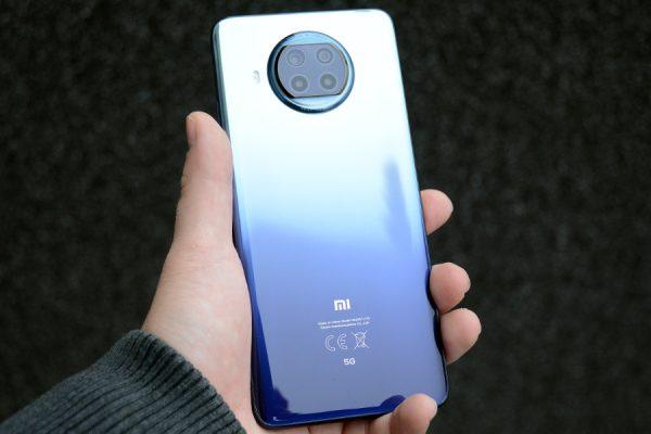 Xiaomi Mi 10T Lite 5G test