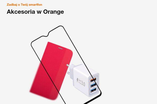 gadżety GSM Orange