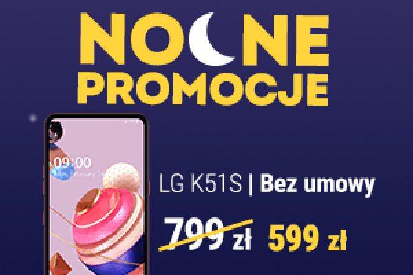 LG K51s wyprzedaż