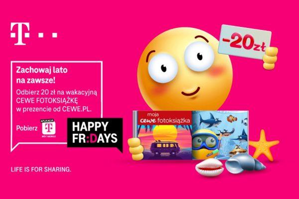 Happy Fridays T-Mobile promocja