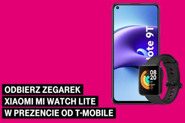 T-Mobile promocja Xiaomi Mi Watch Lite