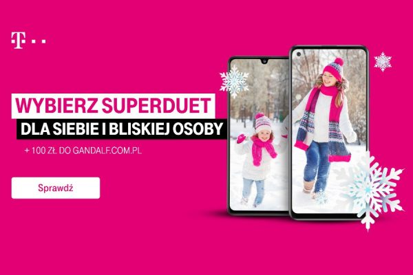 T-Mobile promocja duet