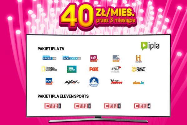T-Mobile Światłowód promocja