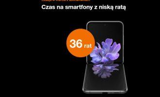 Telefony z niską ratą w Orange – 36x 0%