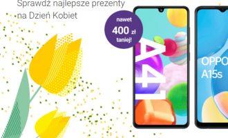 Smartfon idealny do kwiatka w Play – rabaty do 400 zł