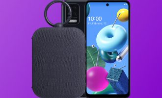 Nowość na rynku! LG K62 + prezent w Play