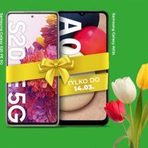 Plus – drugi telefon na Dzień Kobiet za 1 zł