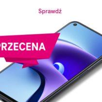 Przecena Redmi Note 9T 5G w T-Mobile o 120 zł