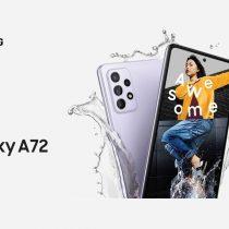 Samsung Galaxy A52 i Samsung Galaxy A72 oficjalnie