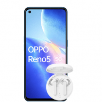 OPPO Reno 5 5G + OPPO Enco W31 już w sprzedaży w T-Mobile