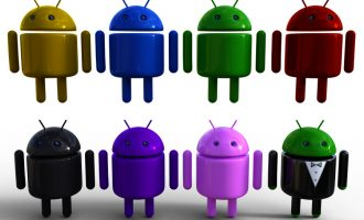 Dzielenie ekranu w Androidzie
