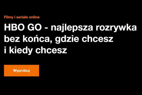 HBO promocja Orange