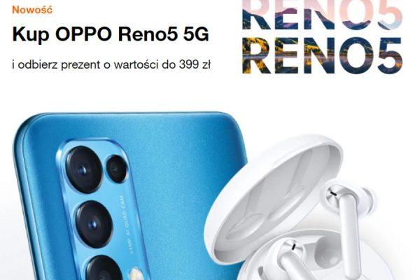 OPPO Reno 5 promocja