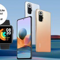 Redmi Note 10 Pro + smartwatch w Orange!