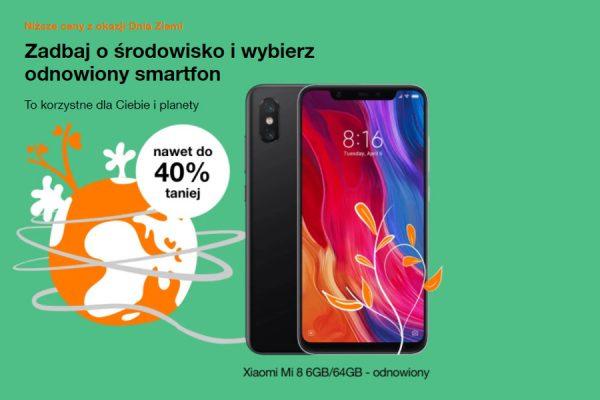 Orange outlet promocja -40%