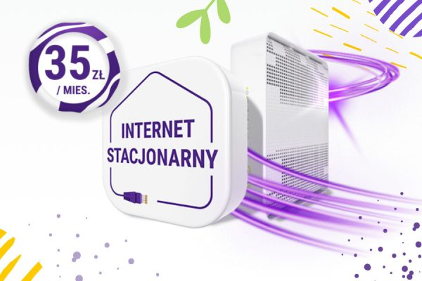 Play Internet domowy promocja