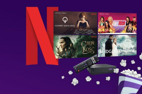 Netflix w prezencie Play