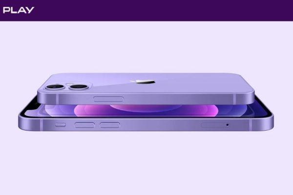 Fioletowy iPhone 12 oferta