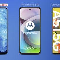 3 smartfony 5G na wyłączność w Plusie