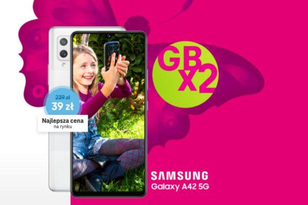 T-Mobile tani telefon 5G