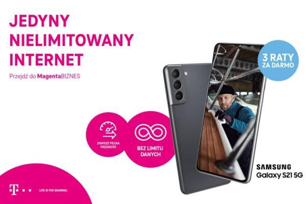 MagentaBIZNES T-Mobile promocja