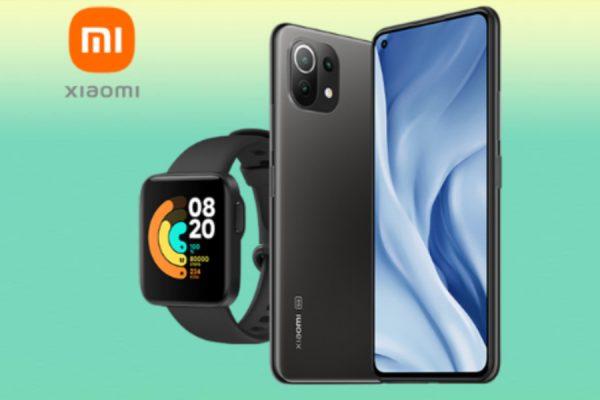 Xiaomi Mi 11 Lite 5G promocja