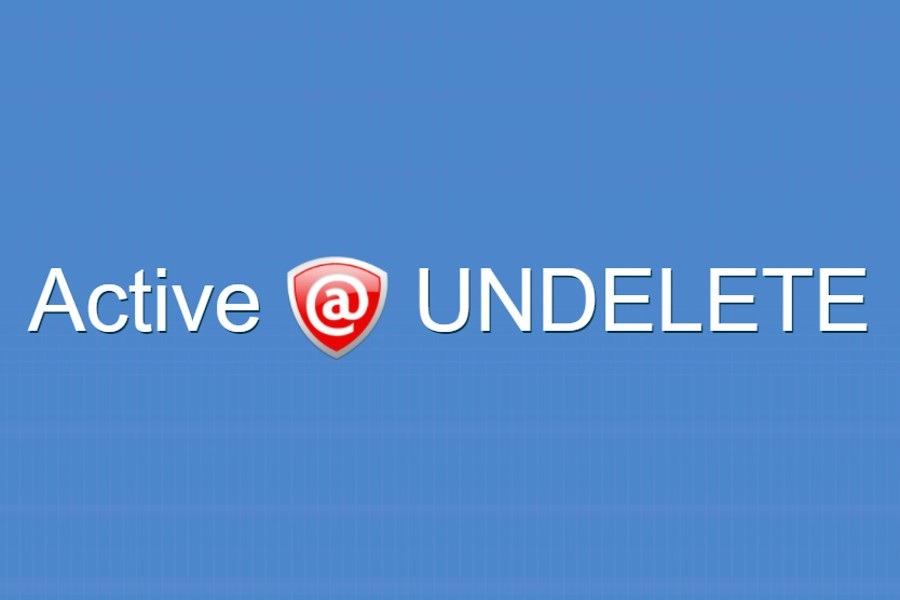Active@ UNDELETE logo