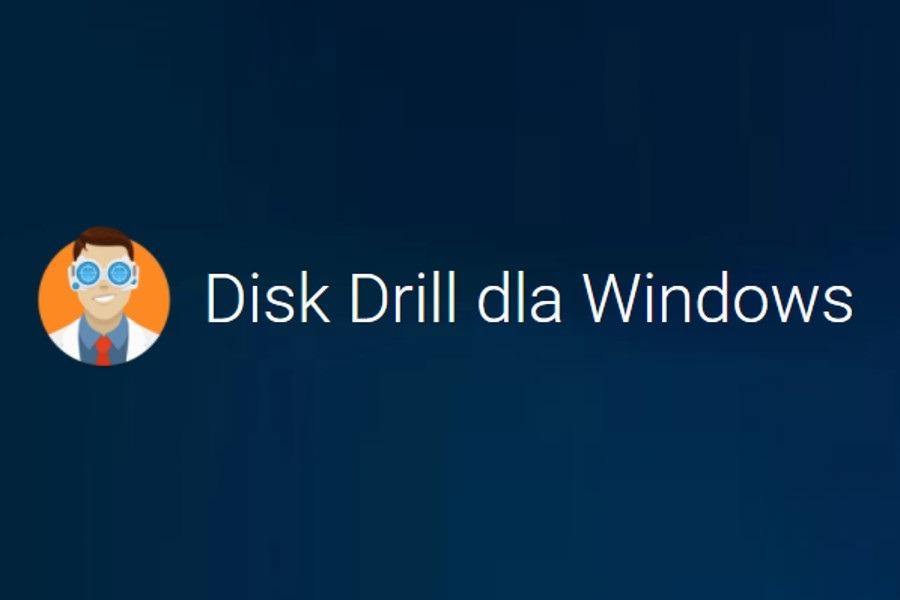 Disk Drill dla Windows logo