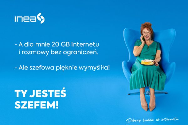 INEA promocja telefony