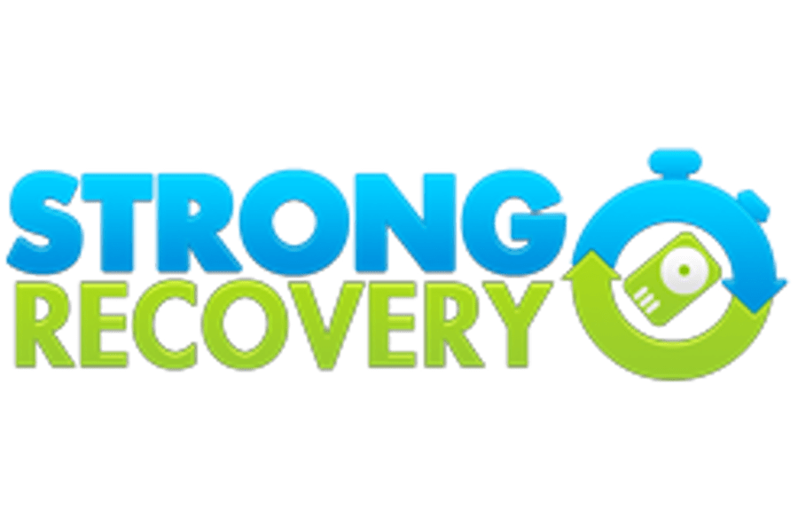 Strong Recovery logo
