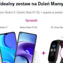 Redmi Note 9T 5G + prezent na Dzień Mamy w T-Mobile