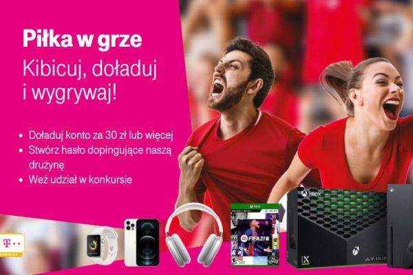 T-Mobile konkurs EURO 2020
