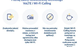 Vectra z Wi-Fi Calling i VoLTE