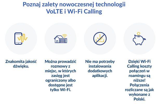 Vectra VoLTE Wi-Fi Calling