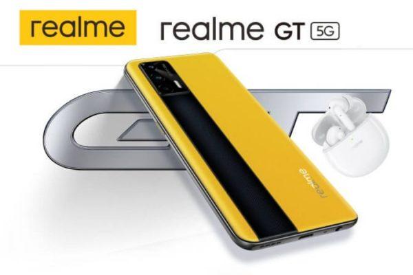 realme GT 5G promocja