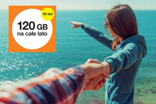 Orange na kartę promocja 120 GB