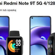 Zestaw dla Ciebie w Orange – Redmi Note 9T 5G + prezent