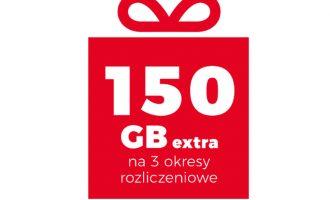150 GB darmowego transferu na lato w Plusie!