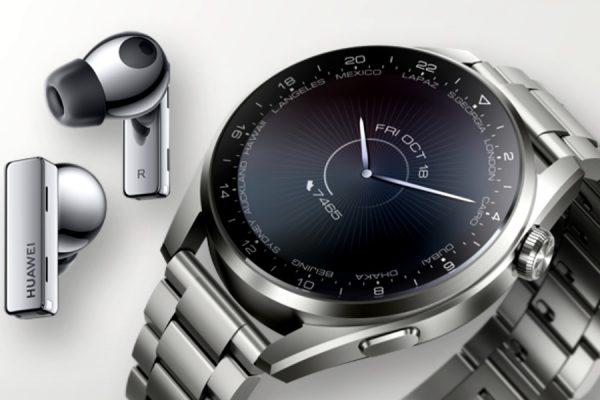 Huawei Watch 3 Pro promocja