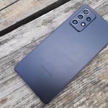 Multimedialny Samsung Galaxy A52 ze świetnym ekranem – recenzja